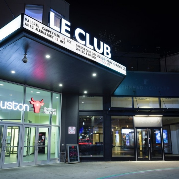 Le Club 1