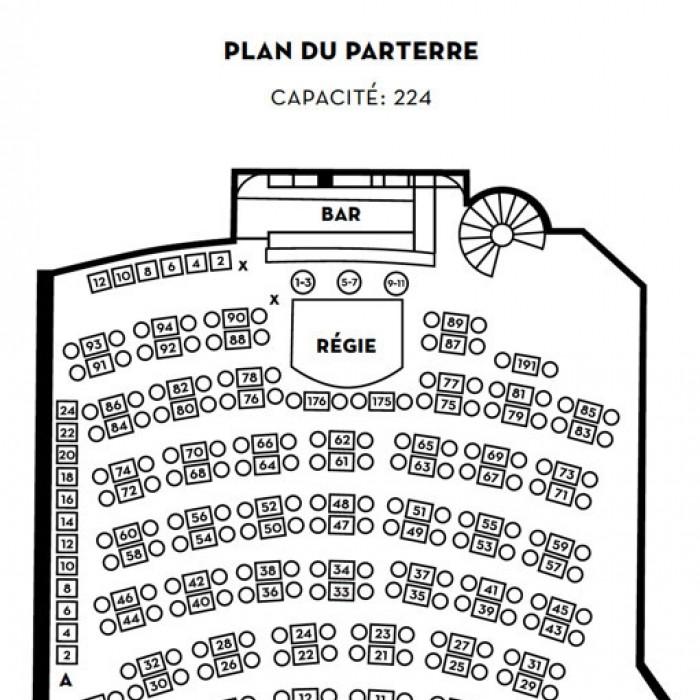 Plan Parterre