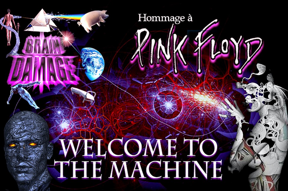 Hommage Pink Floyd - Welcome To The Machine
