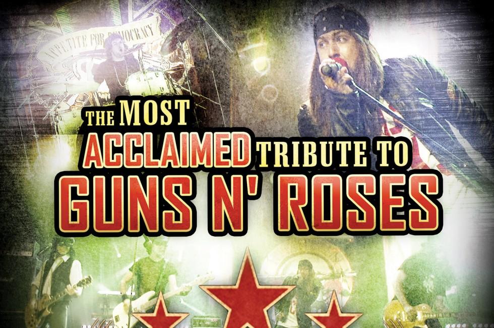 Hommage Guns N' Roses