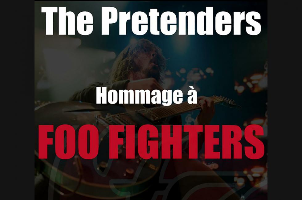 Hommage Foo Fighters