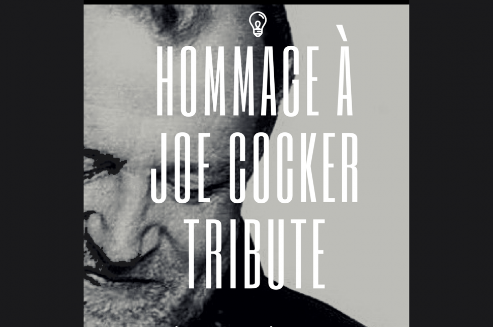 Hommage Joe Cocker