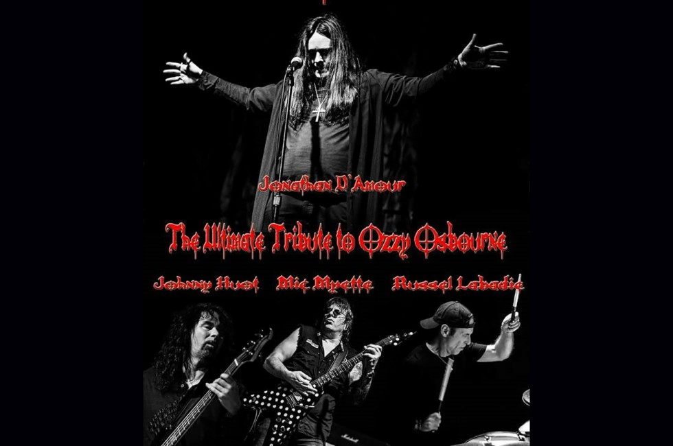 Hommage Ozzy Osbourne - Black Sabbath