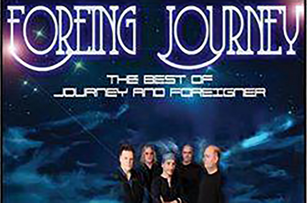 Hommage Journey Foreigner