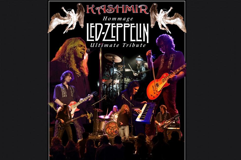 Hommage Led Zeppelin