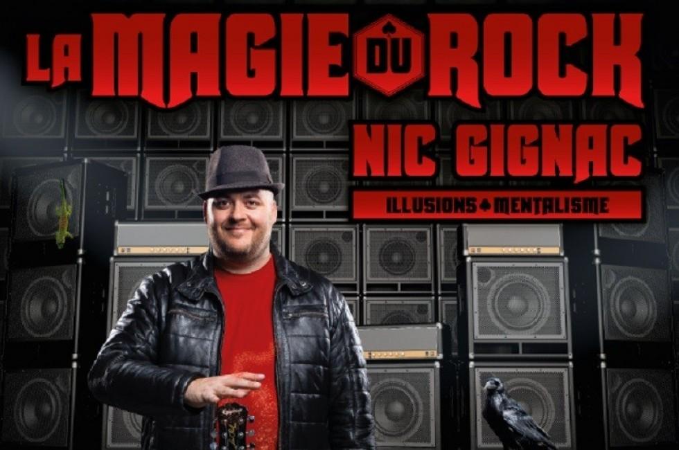 La magie du rock