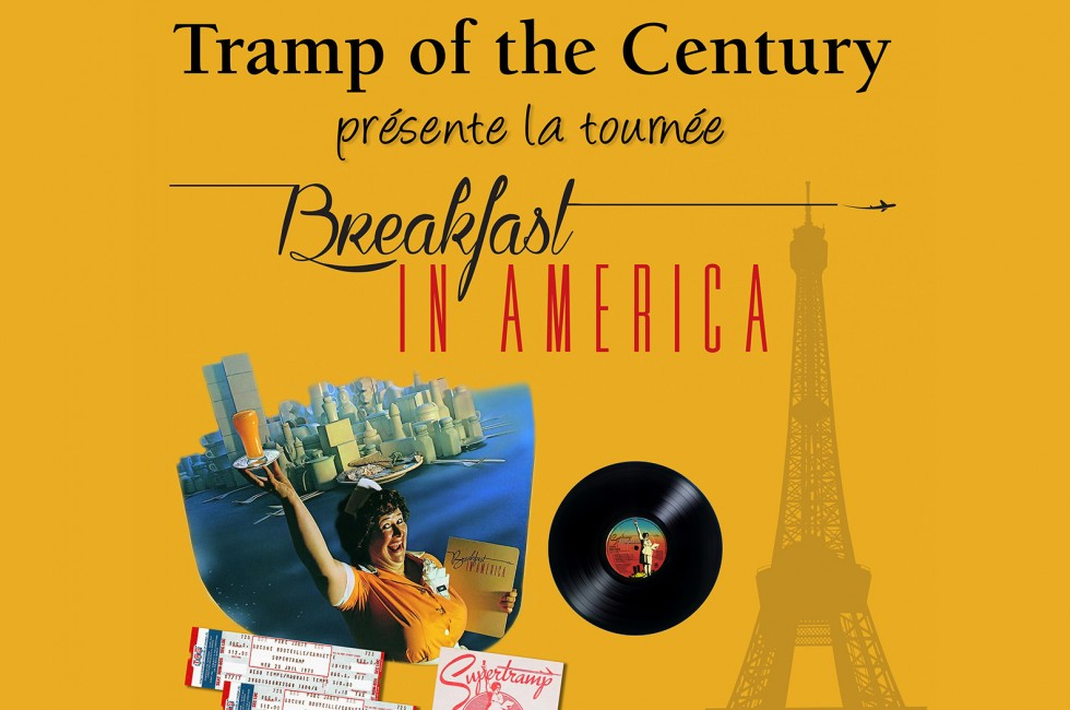 Tournée Breakfast in America
