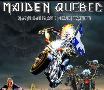 Hommage Iron Maiden