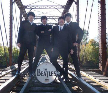 Hommage Beatles