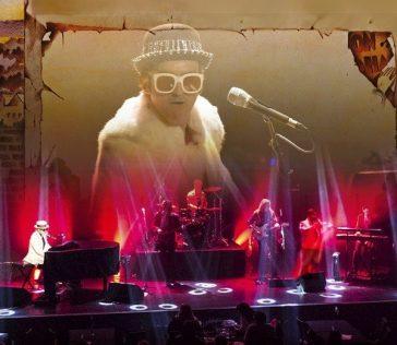 Hommage Elton John