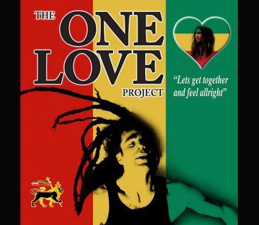 Hommage Bob Marley