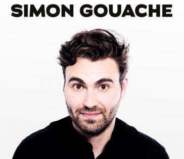 SIMON GOUACHE: Travaille secrètement sur un nouveau spectacle